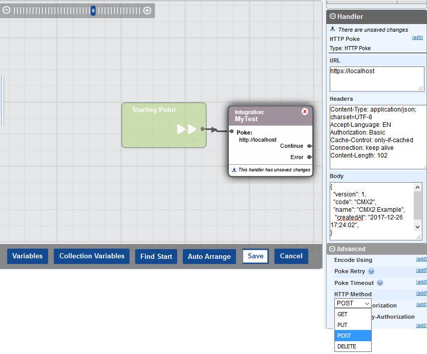 Creating an HTTP Poke or Get External Data Handler