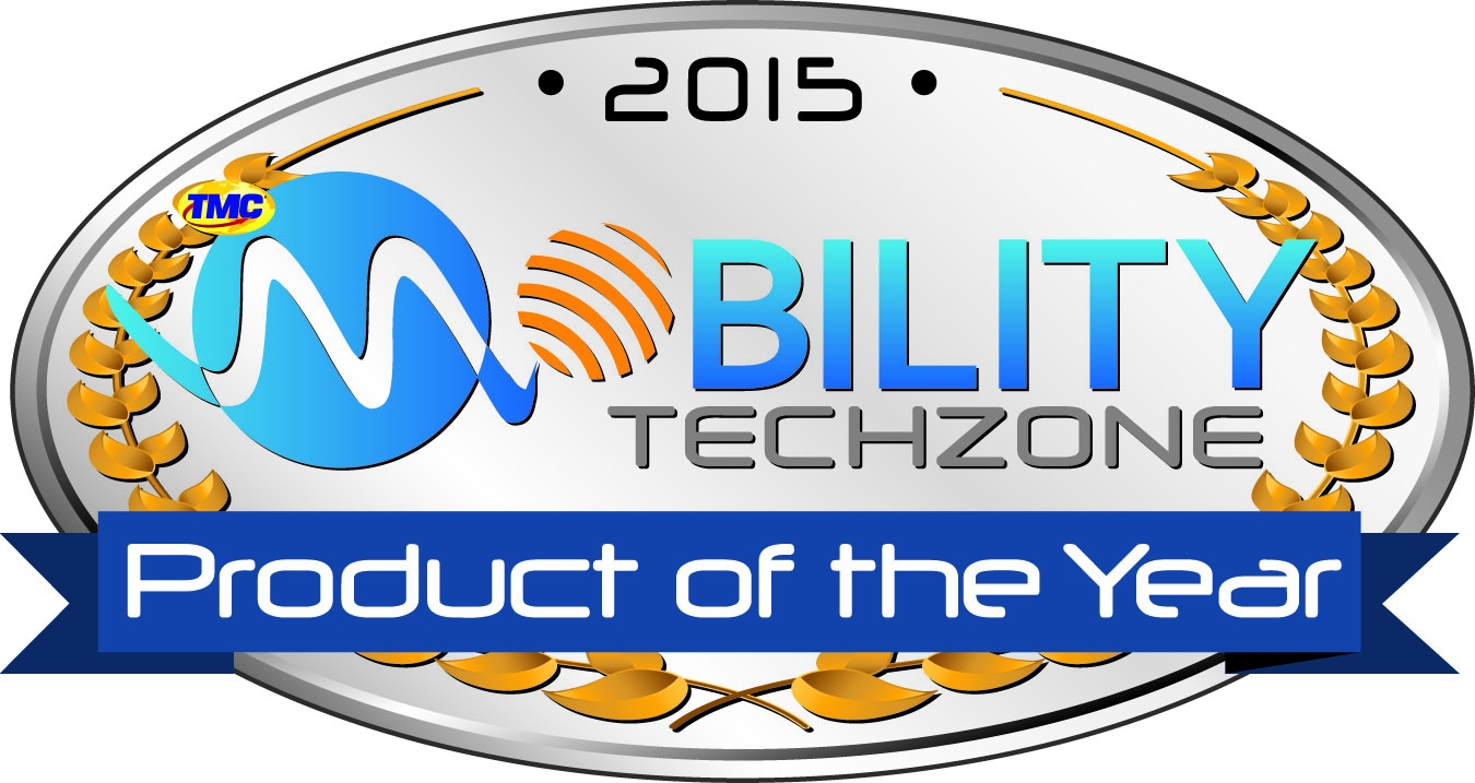 2015 Mobility Techzone Product of the Year