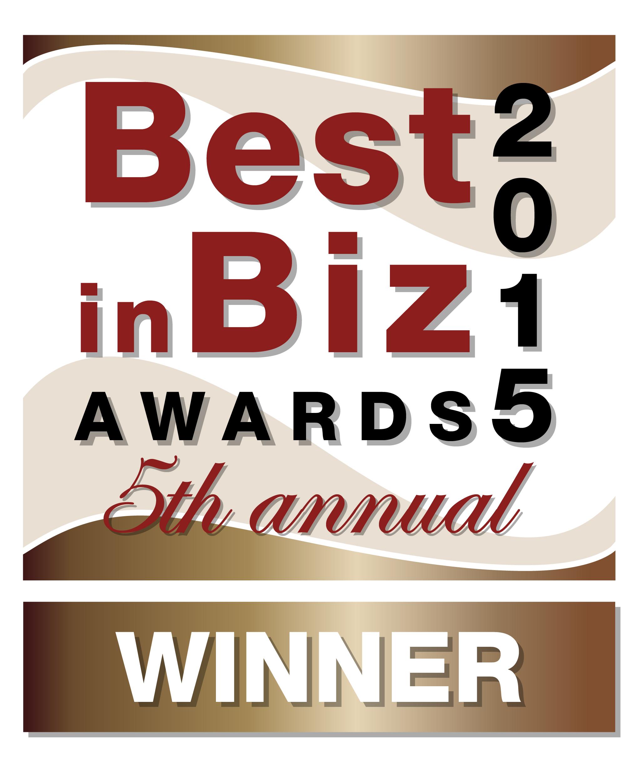 Best in Biz 2015
