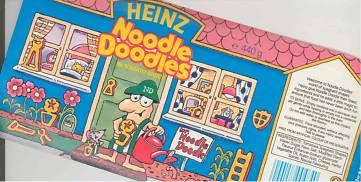 Noodle Doodles