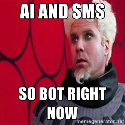so bot right now