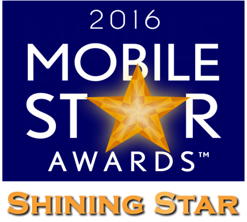 Mobile Shining Star Award for Global SMS API