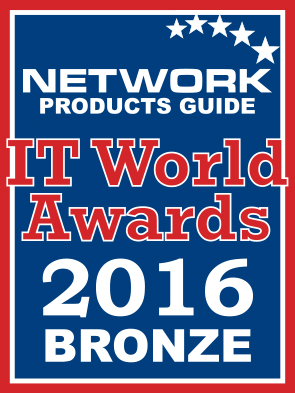 Network Product Guide Award 2016