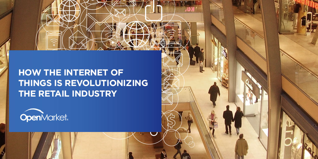 How the Internet of Things is revolutionizing the retail industry
