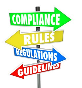 Compliance, Rules, Regulations, Guidelines