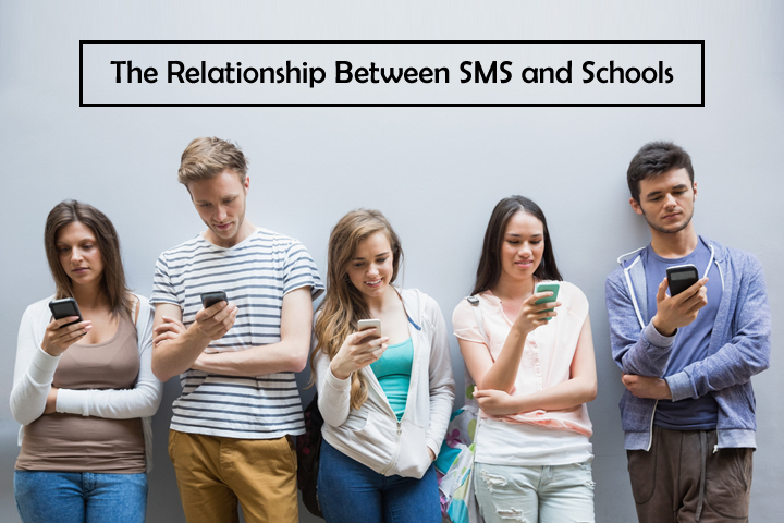 The Relationship Between SMS and Schools