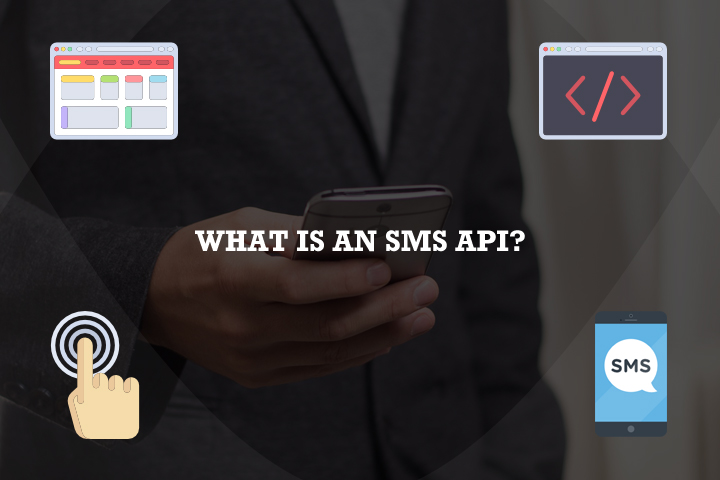 What is an SMS API?
