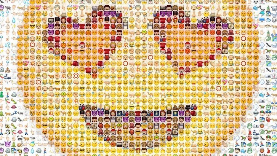 smily heart emoji