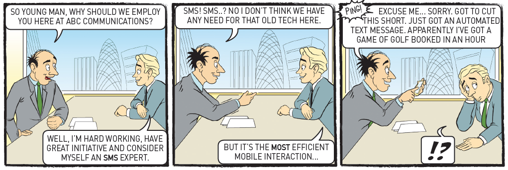 Here that comic strip