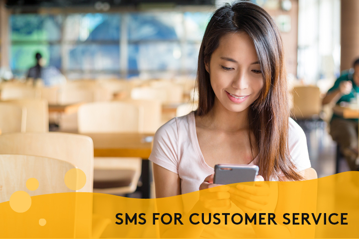 SMS for Customer Service