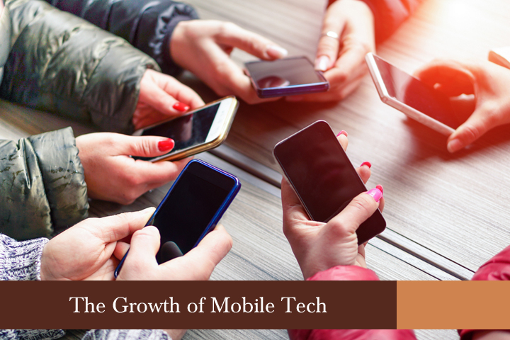 The Growth of Mobile Technology
