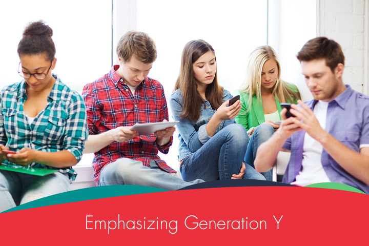 Emphasizing Generation Y