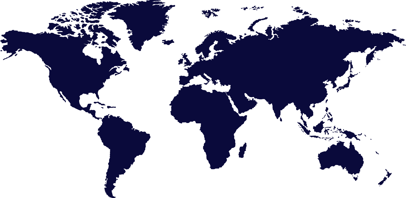 Global Coverage Map